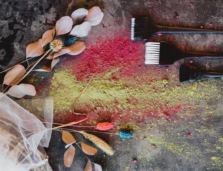 Blog ' La coloration végétale